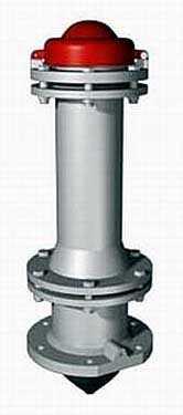 Гидрант пожарный подземный ГП со стальным корпусом