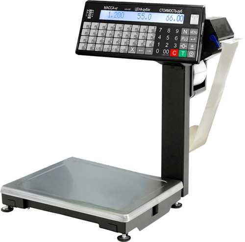 Весы печатающие ВПМ Т MF