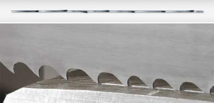 Биметаллические ленточные пилы по металлу WIKUS Vector X3000