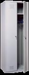 Шкаф металлический одежный (гардеробный) ШО 2