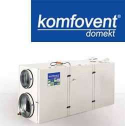 Вентиляционная установка KOMPAKT REGO 400