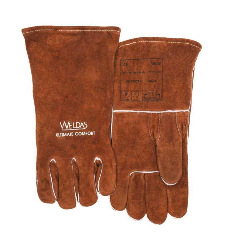 Перчатки сварочные Weldas 10-2392