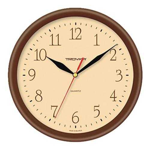Часы настенные кварцевые - диаметр 245 м