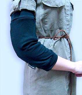 Гетры с использованием углеродной ткани мод. 7005Я - 14 - Светлогорскхимволокно