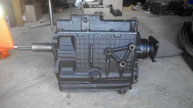 Коробка передач МАЗ-4370 'Зубренок' или кпп СААЗ 3206
