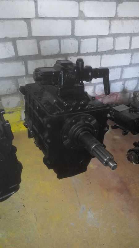 Коробка передач МАЗ-4370 'Зубренок' или кпп СААЗ 433420