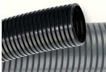 Гофрированная труба из полиамида