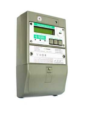 Электронный счетчик электрической энергии Гран-Электро СС-301 - ПСДТУ (Гродно)
