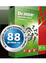 Dr.Web Security Space. Комплексная защита для Windows, антивирус для Mac OS X и Linux