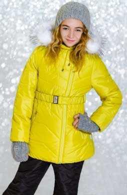 Куртка для девочки З-1636