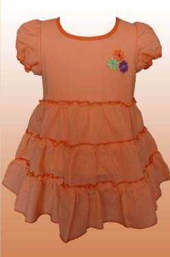 Платье для девочки ясельного возраста М-1489