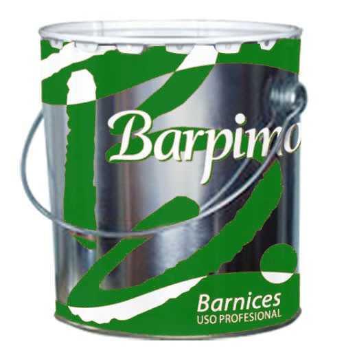 Лак финишный прозрачный полиуретановый полиуретановый Lacapol Alto Brillo PL 4 л. - Barpimo, S.A.
