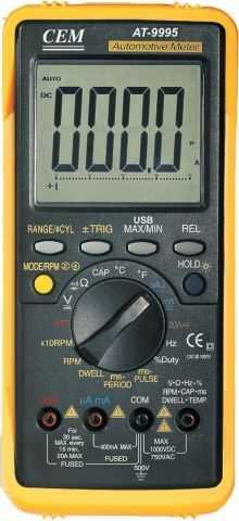 Мультиметр AT-9995E профессиональный автомобильный