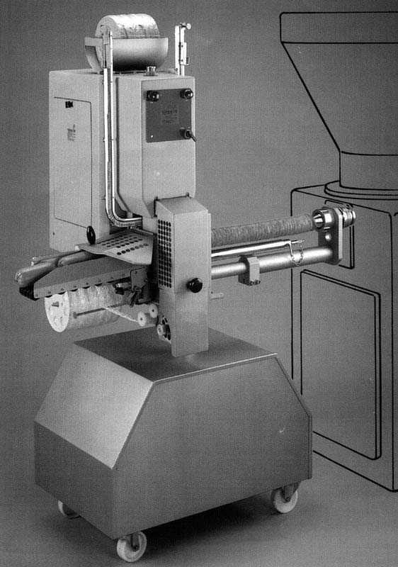 Клипсатор-автомат TechnopackTCDA 210TT - TECHNOPACK