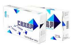 Сахар прессованный в картонных коробках 1 кг