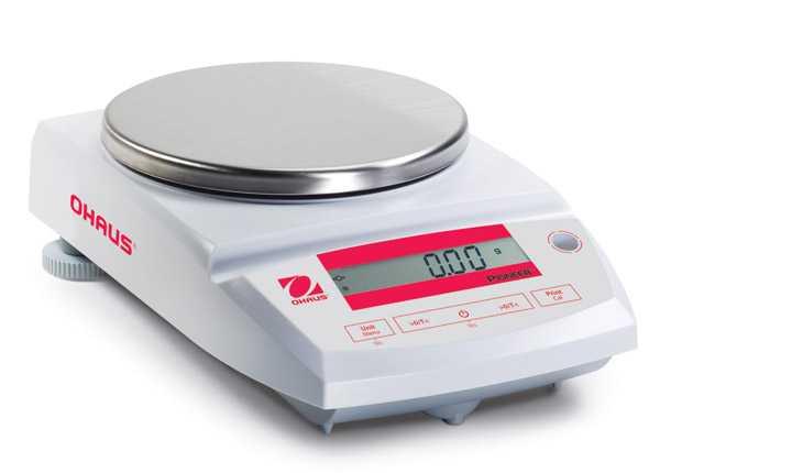 Прецизионные весы PA213 210/0.01g