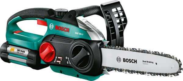 Пила аккумуляторная цепная Bosch AKE 30 LI - Robert Bosch GmbH
