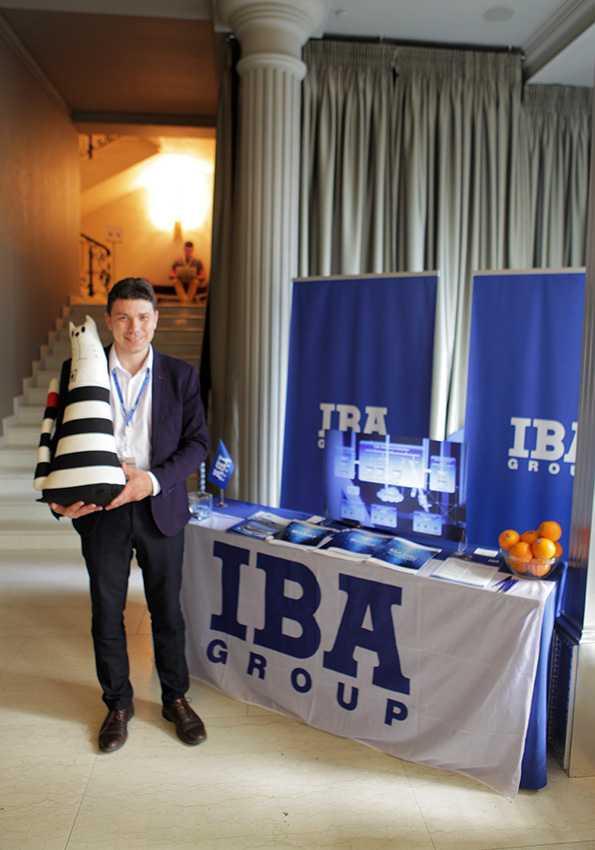 IBA Group представила свои компетенции на конференции «Код информационной безопасности» в г. Краснодаре, выступив партнером мероприятия
