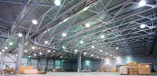 Светодиодные светильники для помещений с повышенным содержанием пыли и влаги уже на складе!