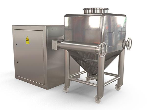Пищевые смесители для смешивания сыпучих, порошкообразных материалов в компании Элемаш.