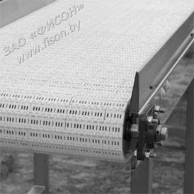 Конвейеры с модульной лентой