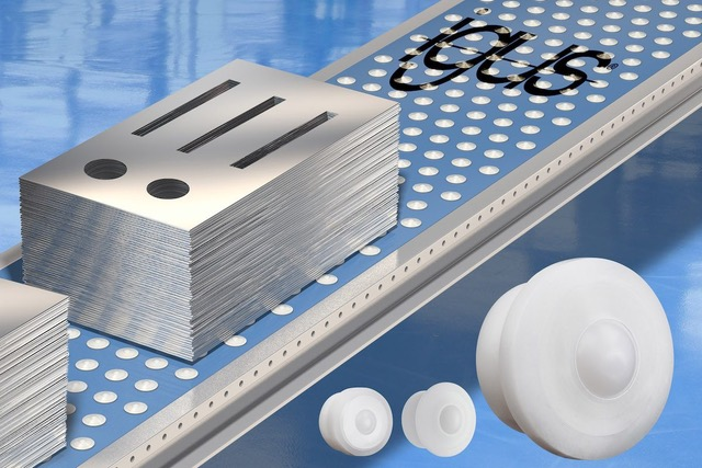 Комплектующие из полимерных композитов от igus® теперь и на белорусском рынке