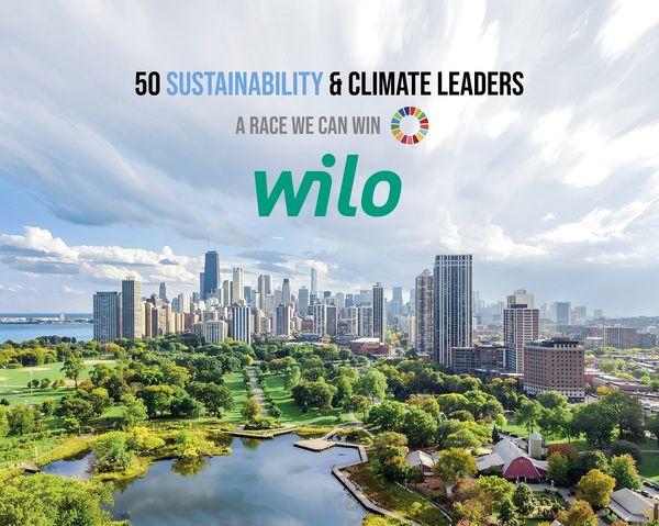 Группа Wilo вошла в число участников инициативы 50 Sustainability & Climate Leaders