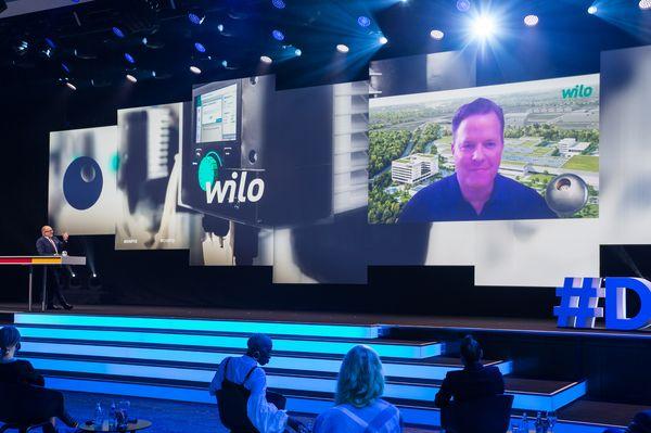 Концерну Wilo присуждена награда в области устойчивого развития.