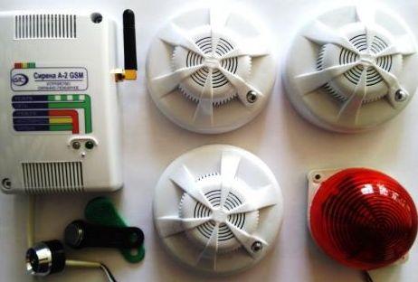 Устройства охранно-пожарные Сирена А-2-GSM, Сирена А-2-GSM пожарная - предложение от ЗАПСПЕЦТЕХСЕРВИС !