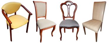 Обивка стульев любого вида