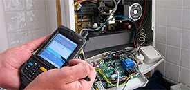 Техническое обслуживание и ремонт котельного оборудования