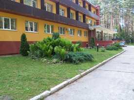 Отдых в санатории Сосновый бор Беларусь