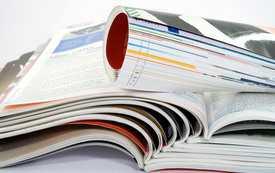 Печать журналов, изготовление журналов