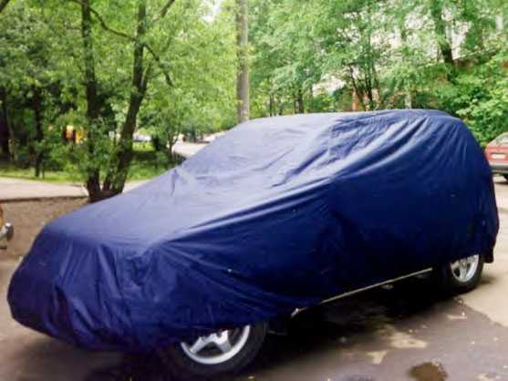 Пошив тентов для легковых автомобилей