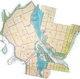 Разработка схем землеустройства административных районов