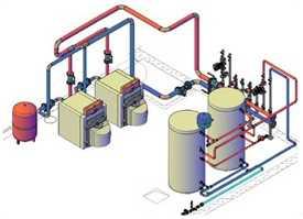 Проектирование котельных и мини-ТЭЦ