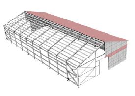 Строительство быстровозводимых производственных зданий из металлоконструкций