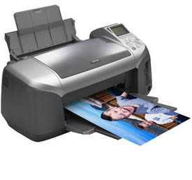 Печать фотографий с цифровых носителей