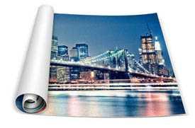 Печать на виниловой обойной бумаге (Фотообои)
