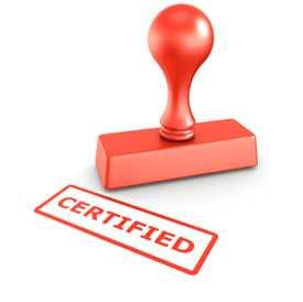 Сертификация происхождения товара