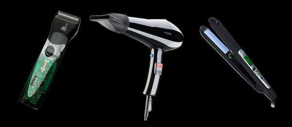 Услуги по ремонту электроинструмента и оборудования для парикмахерских