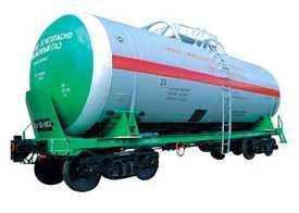 Железнодорожные перевозки цистернами 15-1209