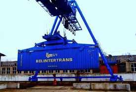 Перевозка грузов международным контейнерным поездом «Монгольский вектор»