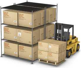 Складское ответственное хранение промышленных товаров, не требующих специальных условий