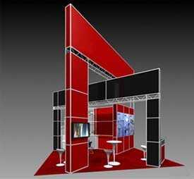 Проектирование, дизайн и строительство выставочных стендов