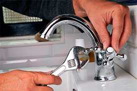 Обслуживание водопровода и канализации