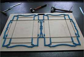 Изготовление штанцформ
