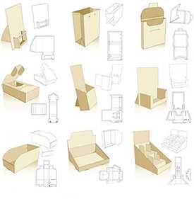 Проектирование конструкции упаковки
