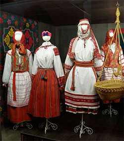 Пошив народных костюмов по индивидуальному заказу