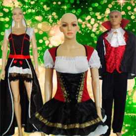 Пошив карнавальных костюмов по индивидуальному заказу